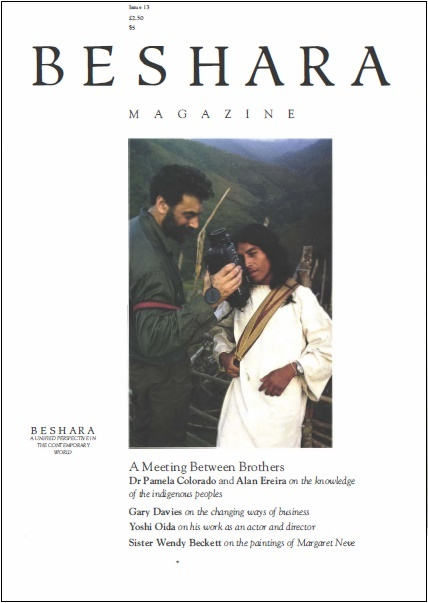 Beshara Magazine Issue 13 Cover