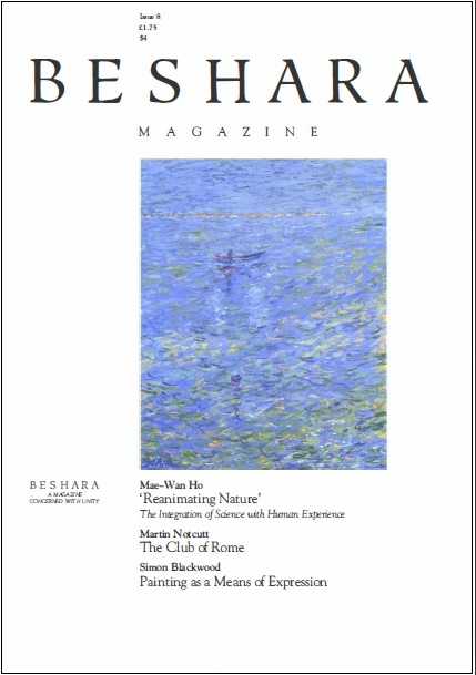 Beshara Magazine Issue 8 Cover