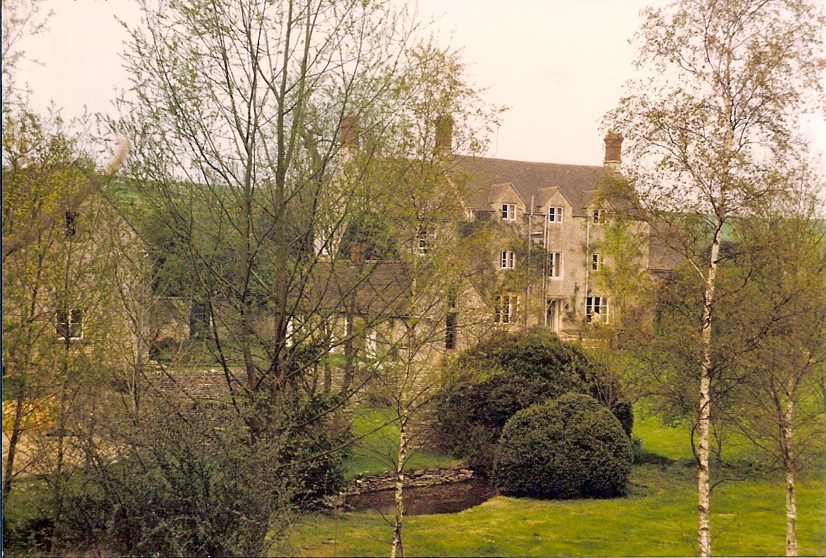 Swyre Farm in Gloucestershire, home of the first Beshara centre.