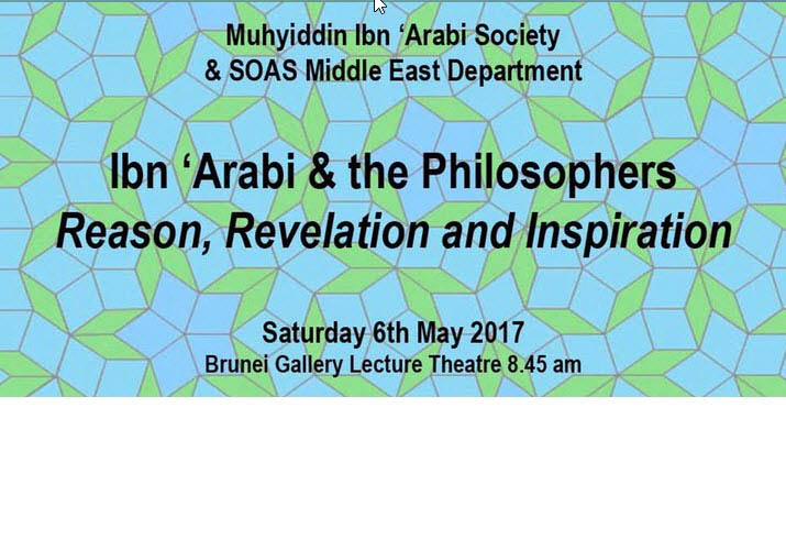 Ibn Arabi and the Philosophers